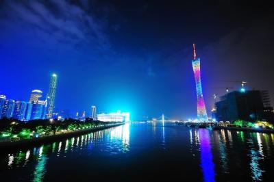 Guangzhou New Landmark - the Canton Tower